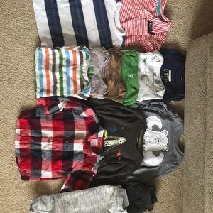 18 month Toddler Boys Bundle